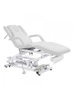 Massagetafel Elektrich 3-motoren Acrum wit