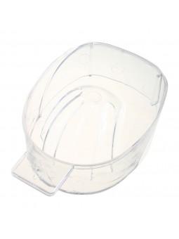 Manicure bowl kunstof clear