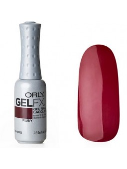 Gel Fx lacquer Ruby