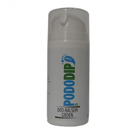 PODODIP Deobalsem Groen 100 ml