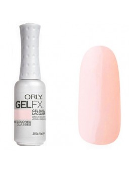 Gel FX Nail Lacquer Rose colored Glasses
