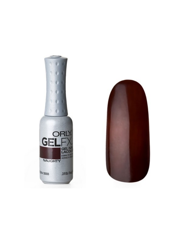 GEL FX Nail Lacquer Naughty