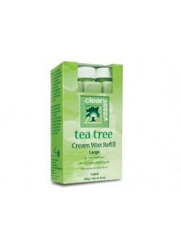 Clean & Easy Hars Tea Tree Large (3St)