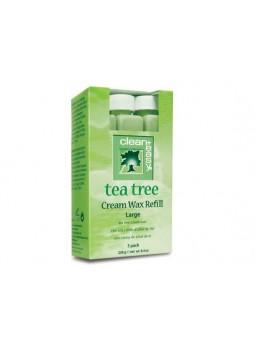 Clean & Easy Hars Tea Tree Large (3St)