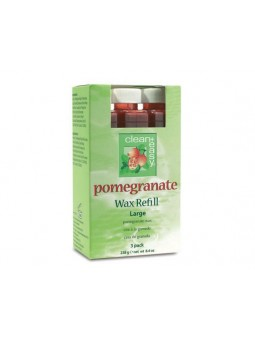 Clean & Easy Hars Pomegranate Wax Large (3St)