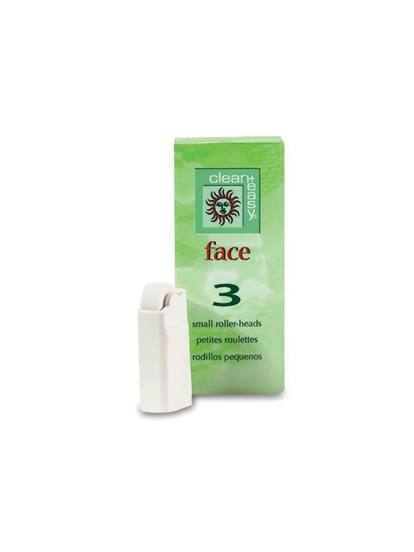 Clean & Easy Rollers Small Face (3St)