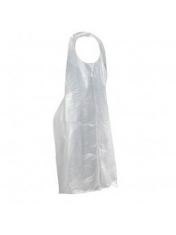 Plastic schorten per stuk verpakt 100st