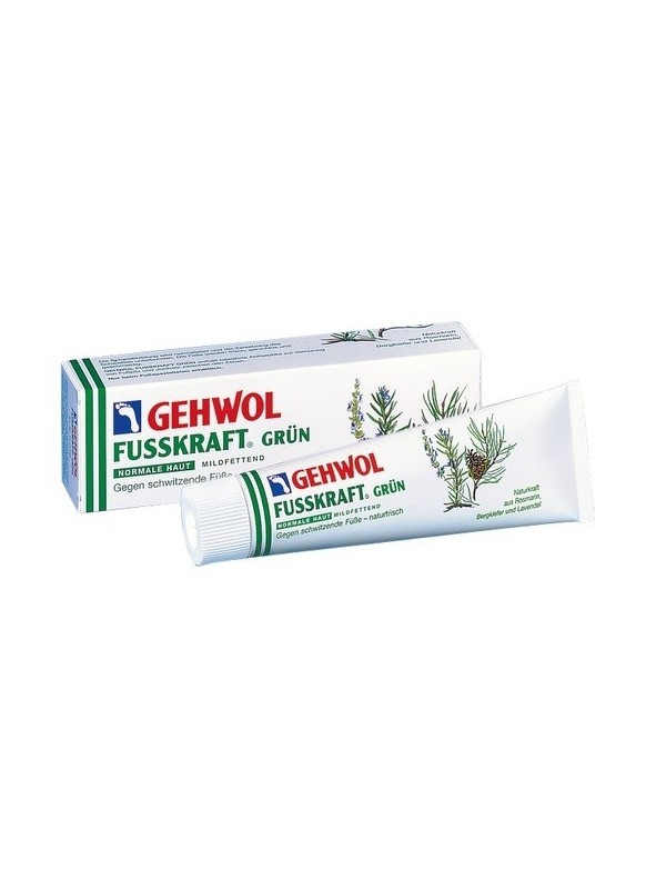 Gehwol fusskraft groen 75ml