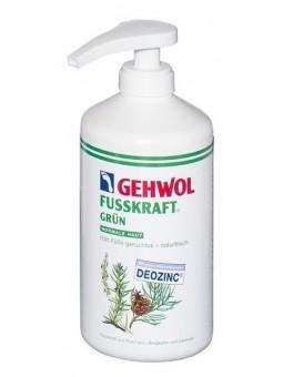 Gehwol fusskraft groen 500 ml + pomp