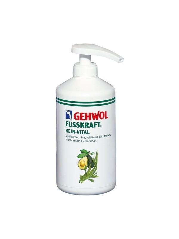 Gehwol Beenvitaal 500 ml + pomp