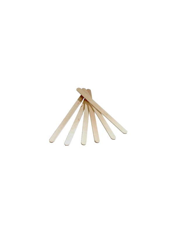 Houten mini harsspatels