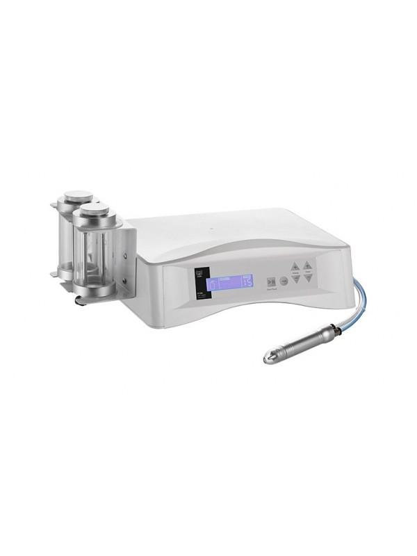 Microdermabrasie apparaat voor aluminium oxide kristallen
