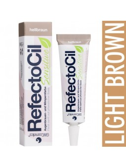 Refectocil Sensitive Wenkbrauwverf lichtbruin 15ml