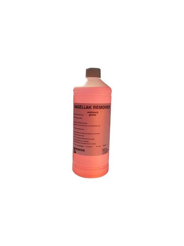 Nagellak Remover aceton vrij 1 L