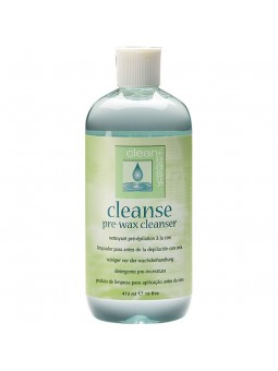 Clean and easy pre wax cleanser