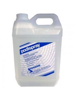 Podispray Sprayvloeistof Neutraal 5 L