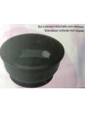 Maskerkom - Verfpotje uittrekbaar m/zuignap