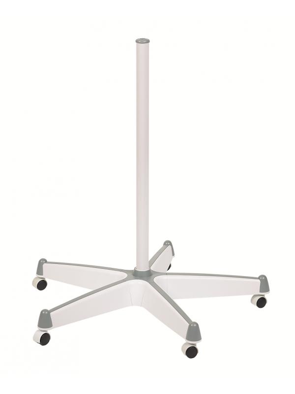 Rolstatief loupelamp 5 poots