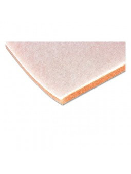Fleecy Foam 22.5 x 45 cm 5mm vel