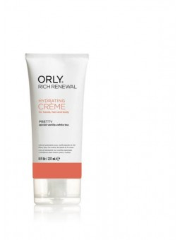 Orly hydrating creme for hands, feet and body pretty 237 ml