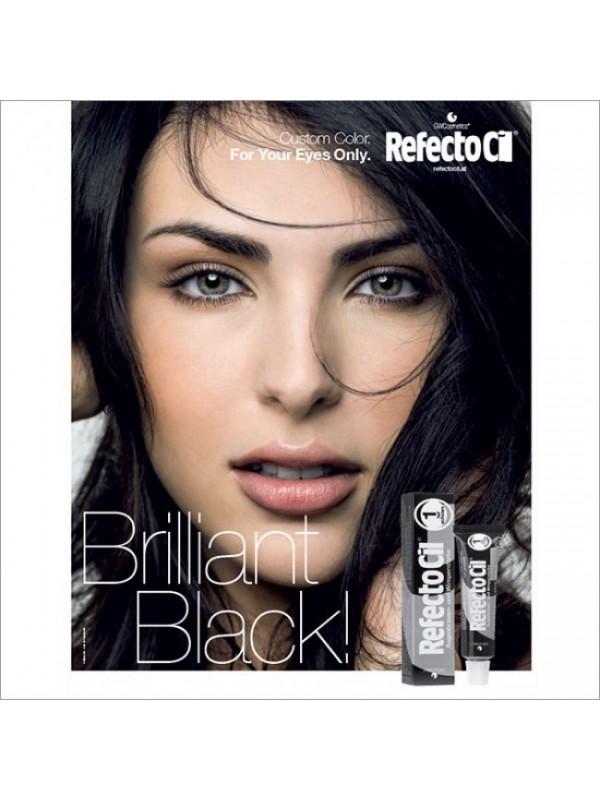RefectoCil Zwart nr. 1