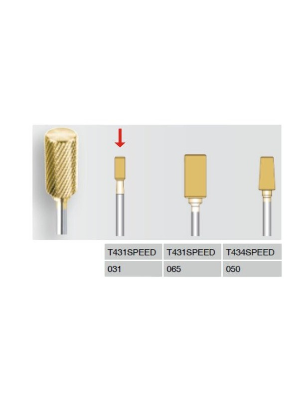 Hardmetaal frees T431speed-031