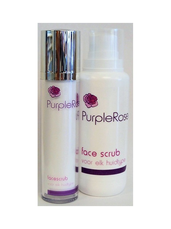 Purple Rose Face scrub 200 ml