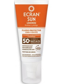 Ecran 24h gezichts sun creme SPF 50