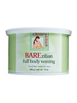 Clean+Easy BAREzilian hardwax 400gr