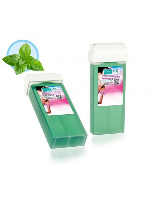 Harspatroon Mint met Tea Tree oil