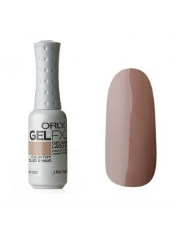 GEL FX Nail Lacquer Country Club Khaki