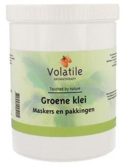Volatile groene klei 500 gram