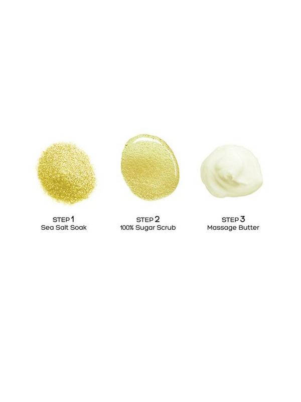 Pedi in a Box (Basic 3 Step) Lemon Quench