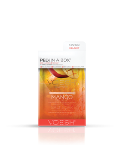VOESH Pedi in a Box 4 Step - Mango Delight