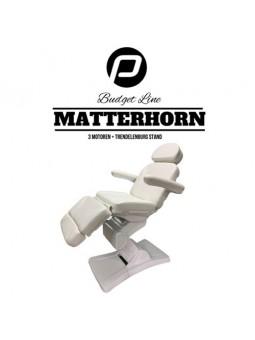 Behandelstoel Matterhorn – 3 motorig