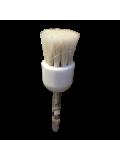 Borstel Klein van Echt Haar voor Borstelapparaat