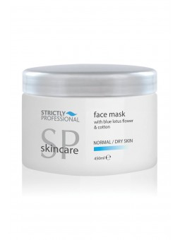 SP FACIAL MASK NORMAL/DRY SKIN 450 ML