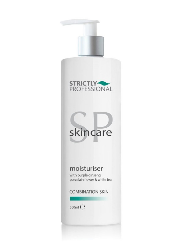 SP MOISTURISER COMBINATION SKIN 500ML