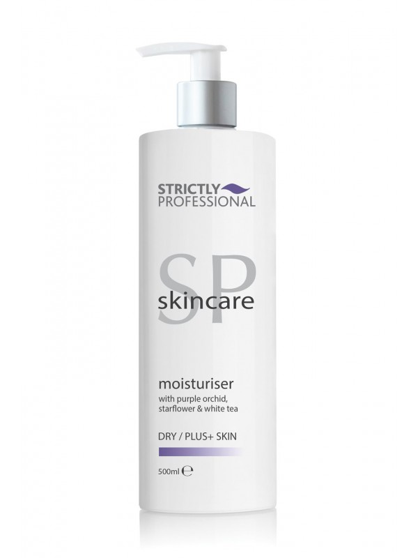 SP MOISTURISER DRY/PLUS+ SKIN 500 ML