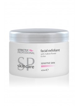 SP FACIAL EXFOLIANT SENSITIVE SKIN 450 ML