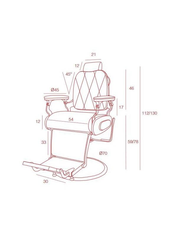 Barber Chair Gallant