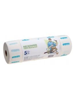 Nekpapier 100 Strips 100% Waterproof 5 Rollen