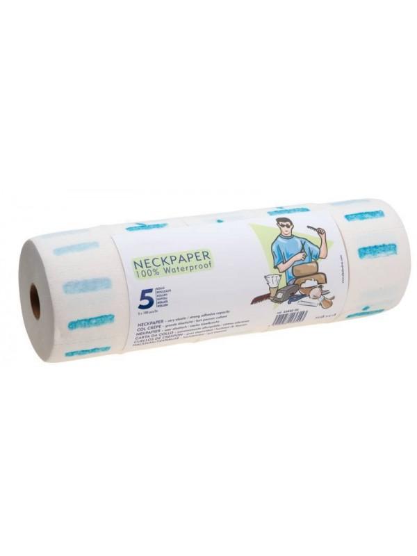 Nekpapier100 Strips 100% Waterproof 5 Rollen