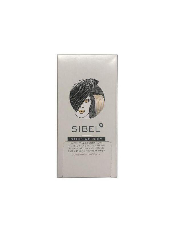 Blondeerpapier highlight foam vellen 9,5X20 cm 200 st