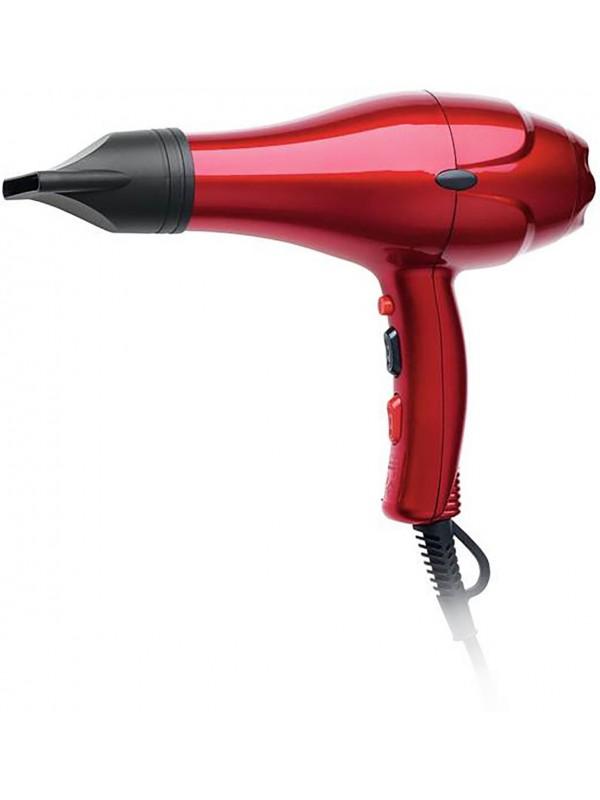 Dreox Professional Föhn Metallic Red 2000W