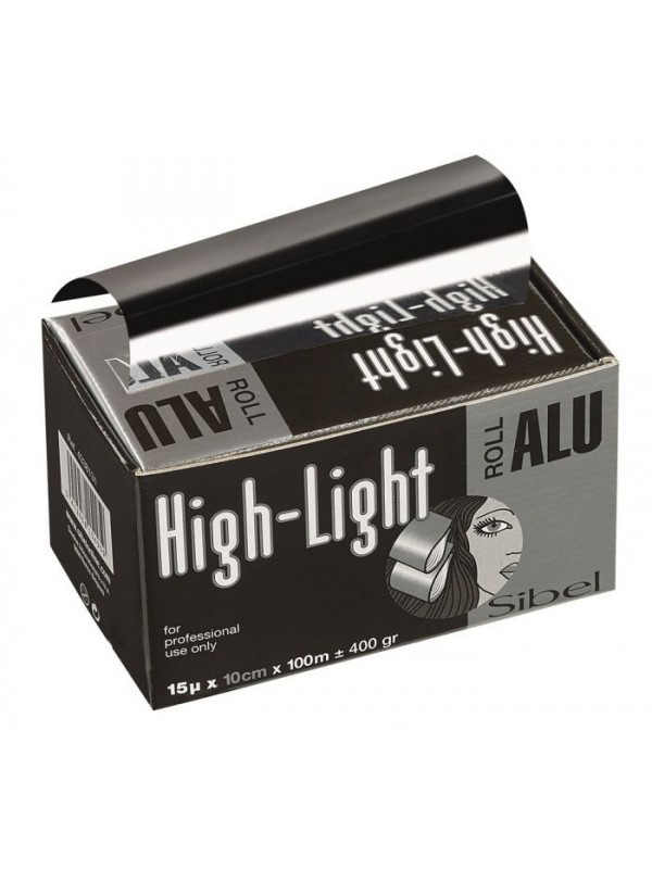 Aluminiumfolie High Light 15 µm – 10 cm x 100 m