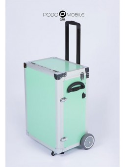 PodoMobile Maxi Pedicure Trolley Youth Green