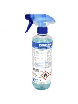 Podiskin huiddesinfectie sprayflacon 500 ml