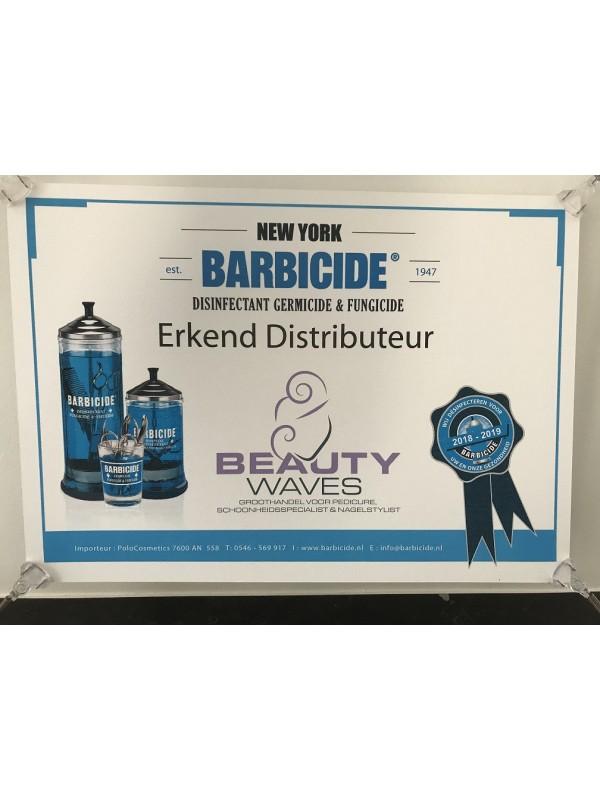 Barbicide Desinfectievloeistof  Geconcentreerd 480ml