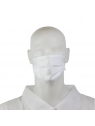 Mondmasker 3-laags wit 50 stuks